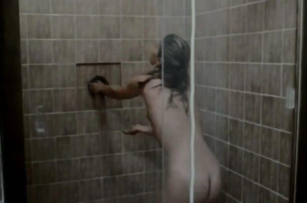 Patrizia Pellegrino nude ass final justice