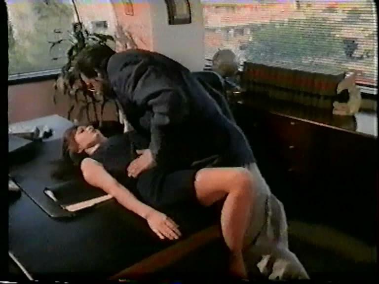 Blindfold forced sex scene
