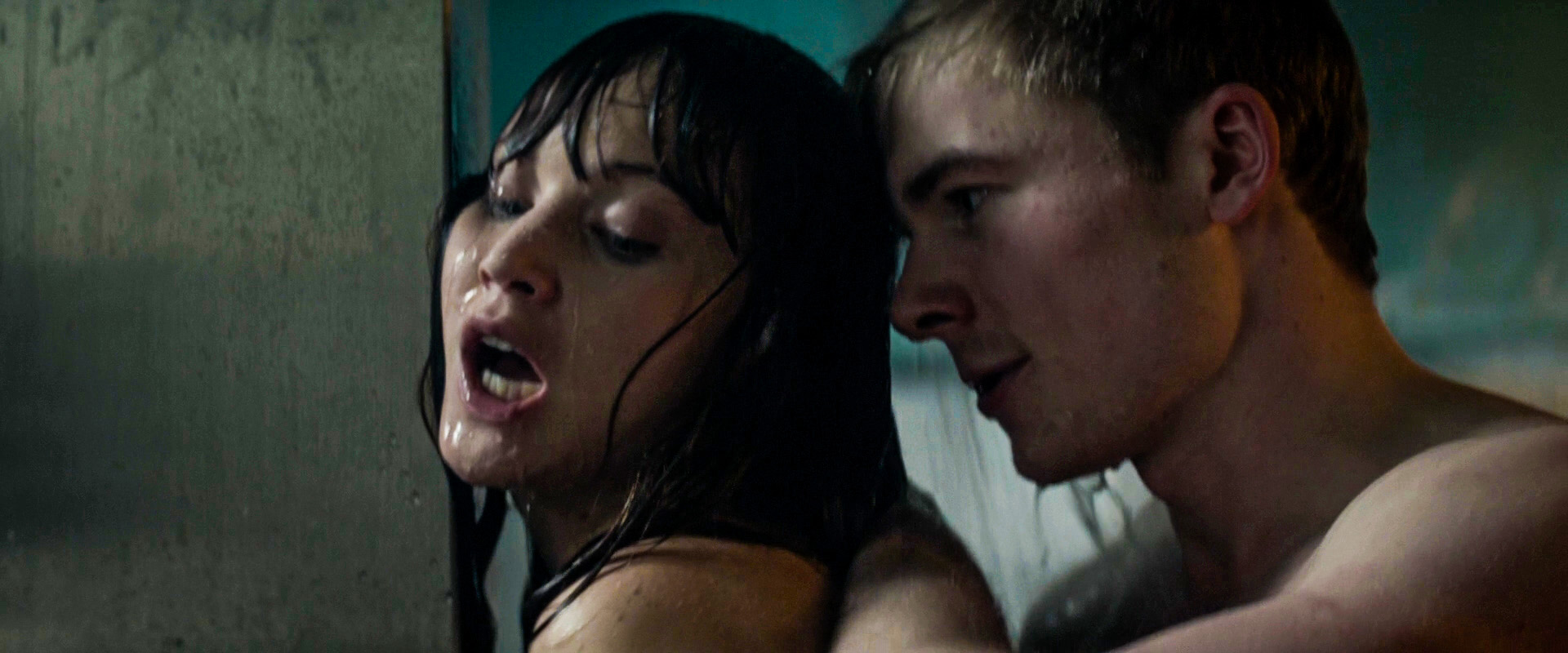 Forced sex scene