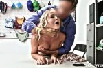 Natalia Queen Really good blackmail movie in Shoplyfter