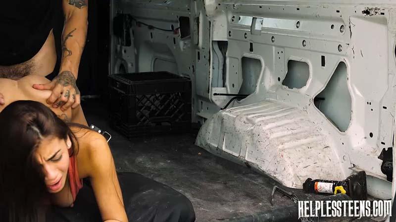 helplessteens Michelle Martinez rough fuck video
