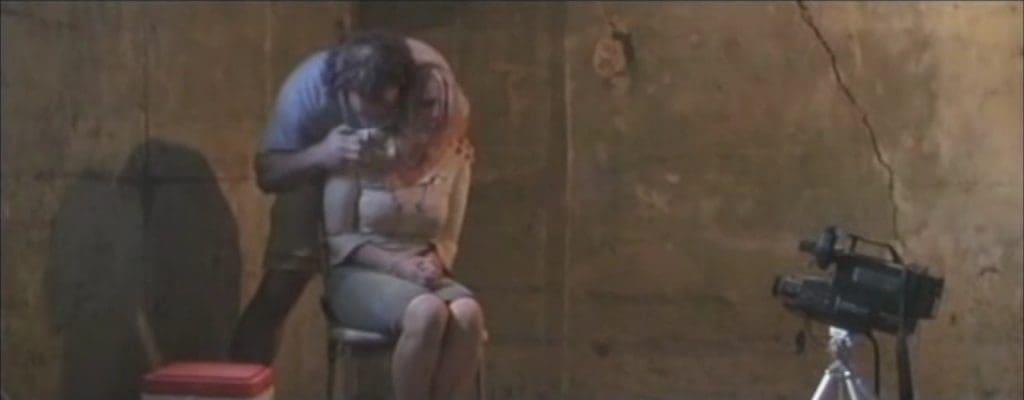 isolated man rape scene Hurt movie