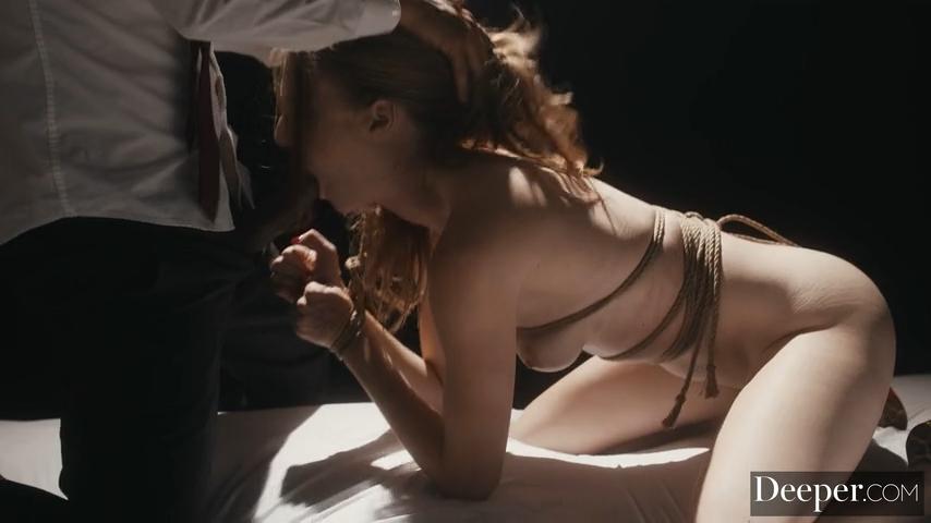 The hook Aslhey Lane force oral sex