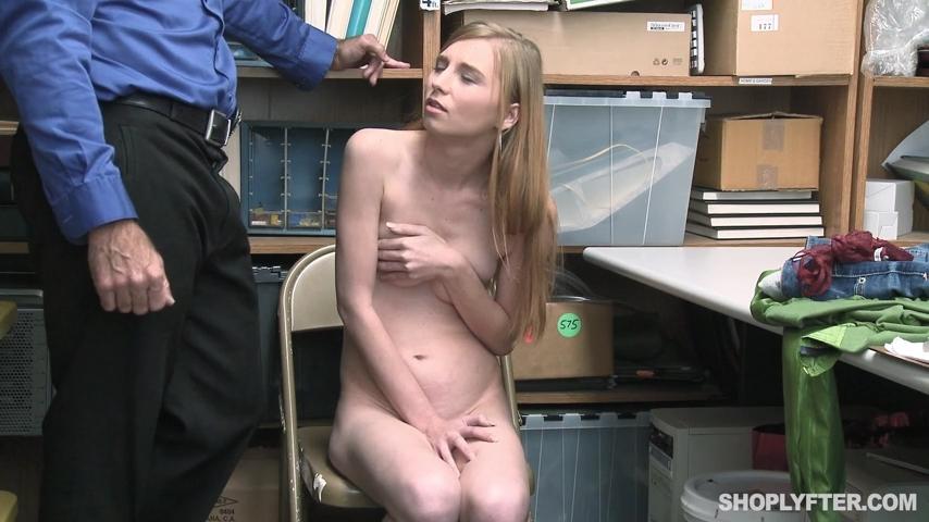 Slim Ava Parker nude porn photo