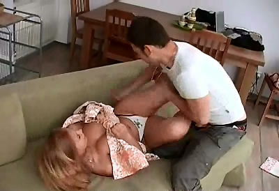 rape of a curvy young woman in pyjamas