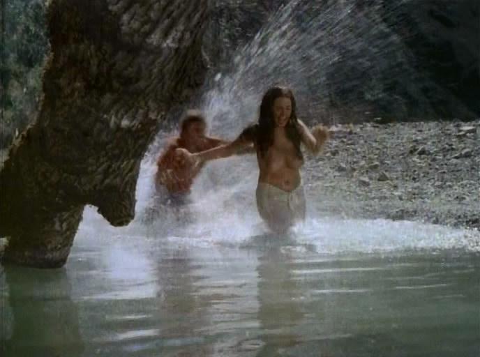 Russ Meyer Up! rape scene nude