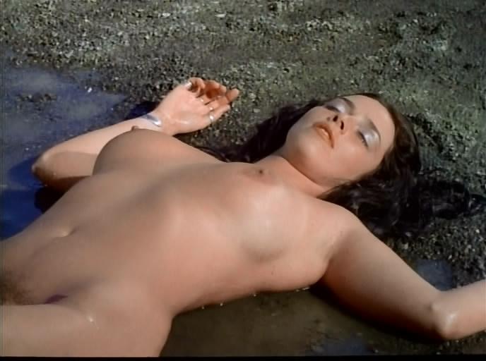 Raven De La Croix nude scene in Russ Meyer movie