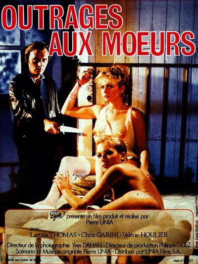 poster of the movie outrages aux moeurs